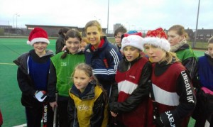 Georgie Twigg at Lincoln Hockey Club