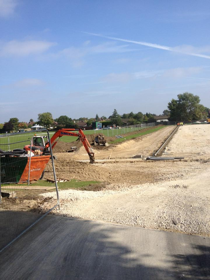 Lindum Pitch Photo 3