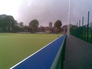 Lindum Sports Association Astro Turf Pitch