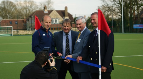 Lindum Sports Association Hockey Pitch Opening