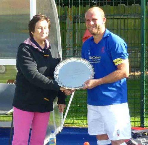 Ian Ferraby, Ian Ferraby, Lincolnshire Club Championships 2014