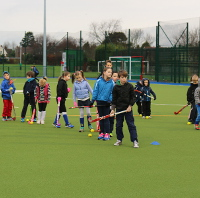 Junior Hockey Training