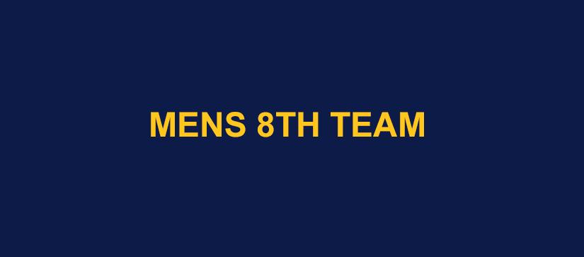 Mens 8th Team (Dev)