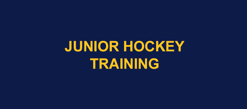 Junior Hockey Breaks for the Summer