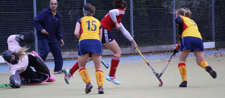 Ladies v City of Peterborough Hockey Club
