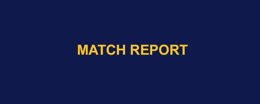 Match Report: Mens 3rd Team v Airdale 1