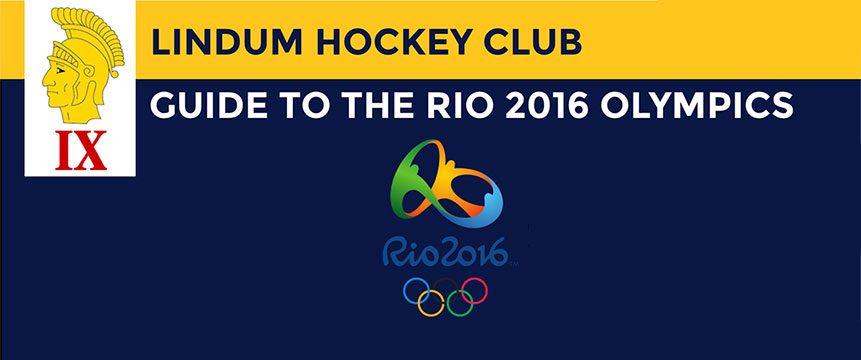 Guide to the Rio Olympics Hockey