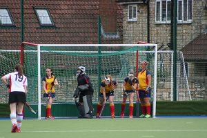 Ladies 1s v. Colchester 1, October 2016