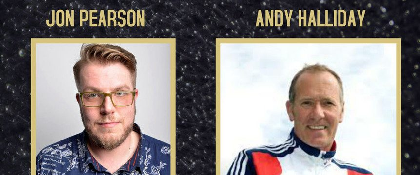 A Night With Andy Halliday in Lincoln