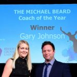 Gary Johnson, Coach of the Year 2018